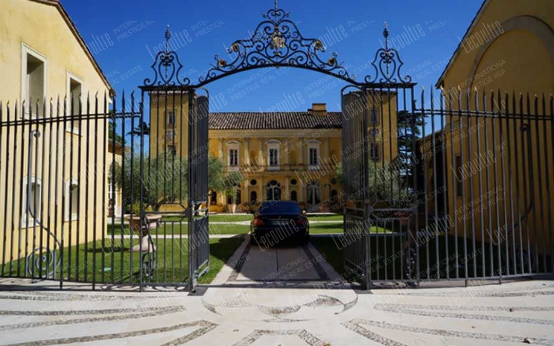Château Albi Vignoble portail