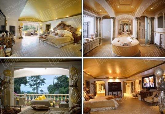 Hotel Cannes California chambre