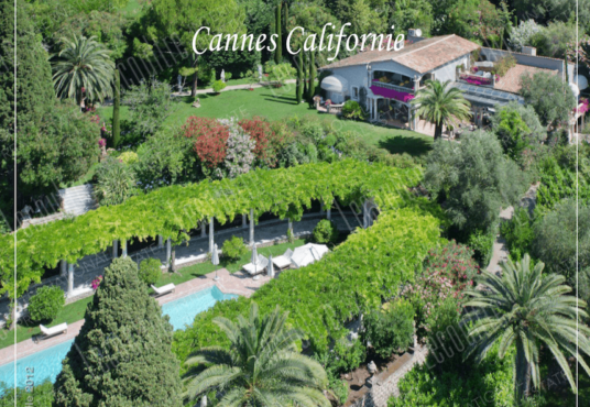 Hotel Cannes California domaine