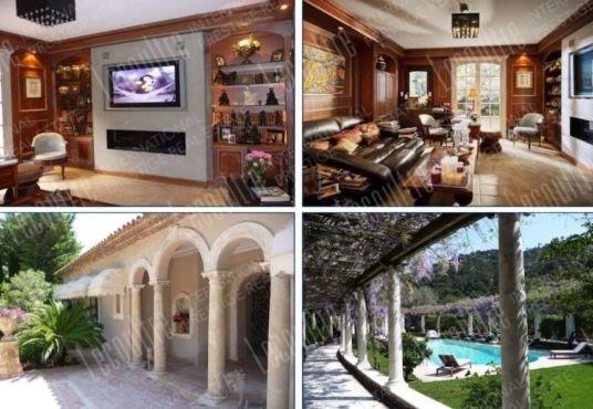 Hotel Cannes California salon
