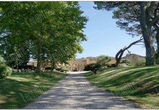 Château Albi entree