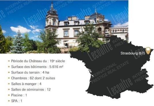 Chateau Strasbourg
