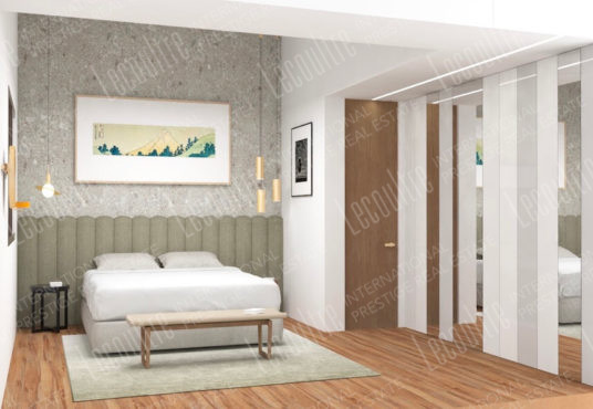 conches villa chambre