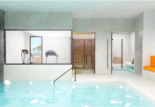 conches villa piscine
