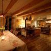 Ferme 1000m2 Genève 45 mn et Lausanne 15mn cuisine